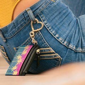 Victoria's Secret graphic tease card caseNWT for sale